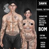 [DAWN] - Ezekiel Tattoo