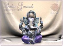 Studio Craft * Boho Ganesh Fortuneteller Blue