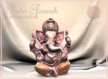 Studio Craft * Boho Ganesh Fortuneteller Pink