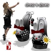 Dress & Shoes Mule