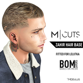 Modulus - Zahir Hair Base - Lelutka BOM