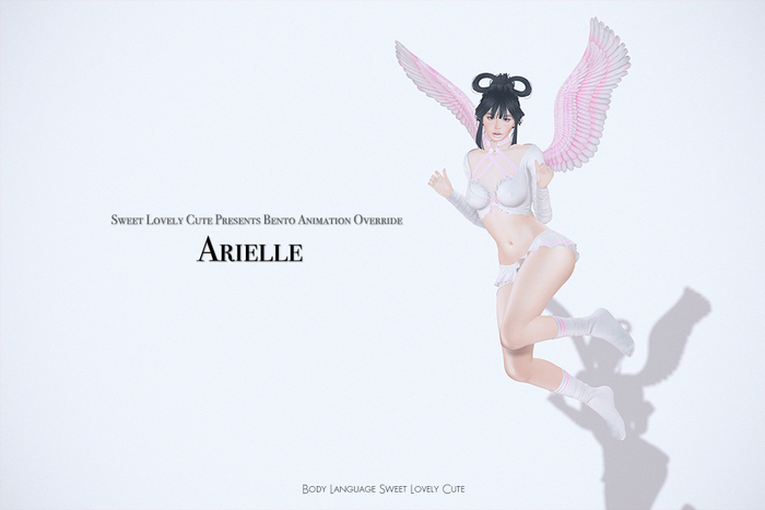 BENTO AO Arielle [Body Language Sweet Lovely Cute]
