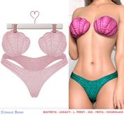 .Safira. Coralie Bikini Blush