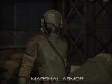 [P.0.E] - Marshal Armor