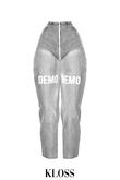Yin Yang Cropped Jeans (Demo) ::Kloss::