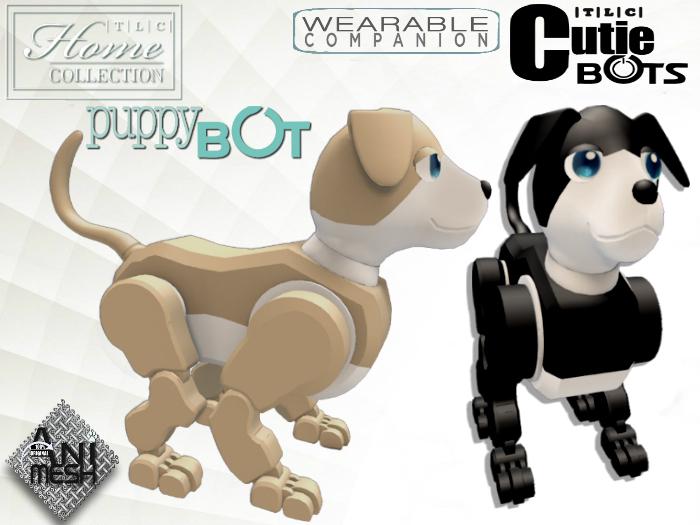 Puppy,robot,companion