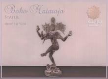 Studio Craft *  Nataraja Statue B