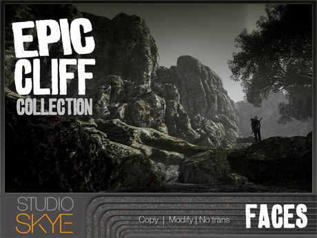 Skye EPIC Cliff Collection - Faces [and Privacy Screen]