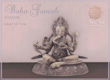 Studio Craft *  Ganesha statue P