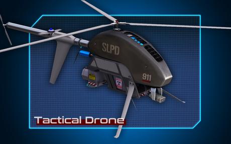 [amc] Tactical Drone