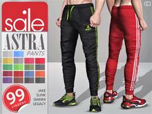 [CA] PROMO ASTRA SLIM SWEAT PANTS