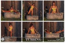 .::Hazeel::. Tubbing ~Bento Pose-set -Rezz
