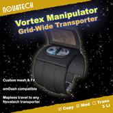 Vortex Manipulator (boxed)