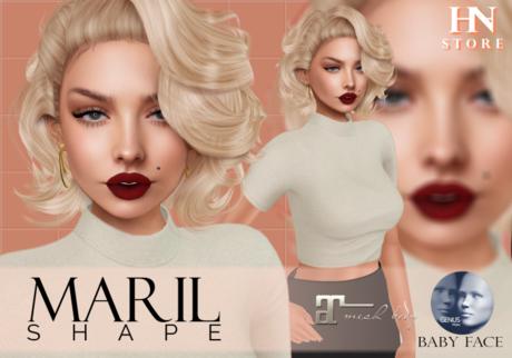 HNA STORE - Maril Shape