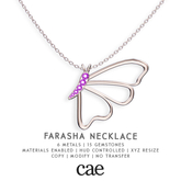 Cae :: Farasha :: Necklace [bagged]