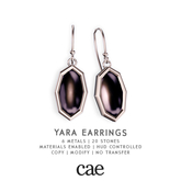 Cae :: Yara :: Earrings [bagged]