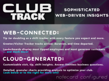 ClubTrack - Sophisticated Club Insights and Stats