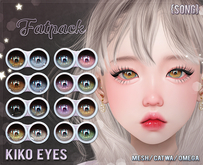 {S0NG} :: Kiko Eyes (Fatpack)
