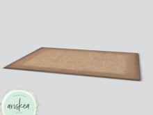 Ariskea[Medita] Rug Bamboo