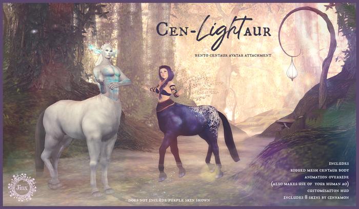 Jinx : Cen-Lightaur