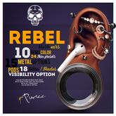 ---PUMEC  - / Mesh Ears \   -  Rebel