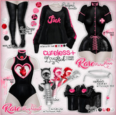 CURELESS [+] LoveSick / MAITREYA / Nurse Ann / RARE