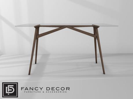Fancy Decor: Henrik Desk