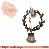 [BR] Ady's Hand Lamp