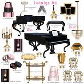 14. ACORN Indulge Me Grand Piano RARE