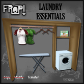 Frop Laundry Essentials