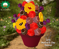 DFS Mothers Day Basket Rare