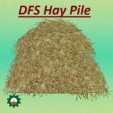 DFS Hay Pile