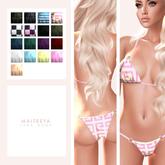 A~ Felicity Bikini ~ Maitreya ~ (Updated)