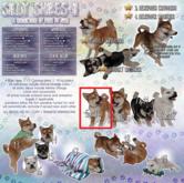 JIAN Silly Shibes II 9. Red Wander Pup BOX