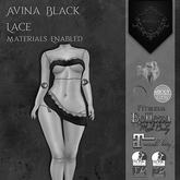 **Mistique** Avina Demo (wear me and click to unpack)