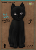 KittyCatS Box - MP-Russian - Black-Odissey Bellini-B