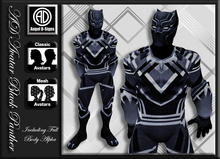 AD Avatar Black Panther