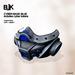 BJK Cybermask Blue