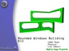 [MB3] Rounded Windows Building Kit