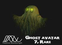 Positive Wavelength - Ghost Avatar - [7]  VOUCHER - WEAR/ADD