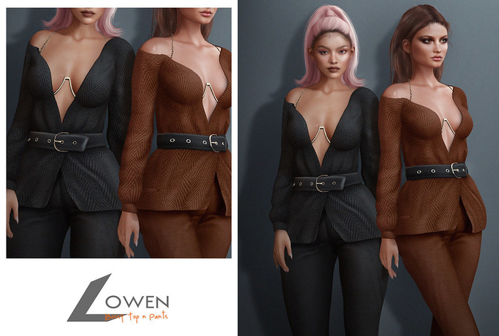 Lowen - Bossy Pants [Fatpack]