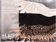 TEEGLEPET PEGASUS: Angel Wings!