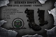 DSB LEVEL Hermes Boots - Unissex v1.3 BOX