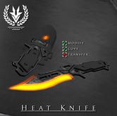 [Echelon] // Heat Knife