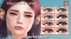 *Booty's Beauty* [Lelutka Evolution] Bitsy Eyeliner & Lashes