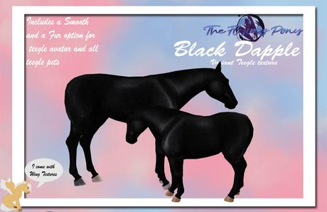 .:[TFP]:. [TEEGLE] Black Dapple
