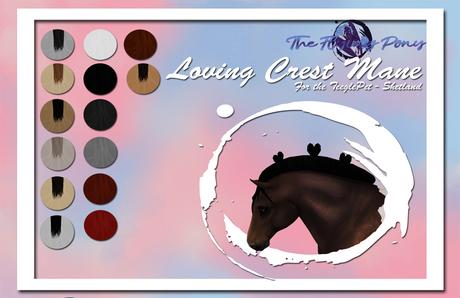 .:[TFP]:. [TEEGLEPETSHET] Love Crest Mane