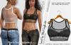 SARAH FEMALE BLACK FISHNET TOP- MESH - MAITREYA - BELLEZA FREYA - LEGACY - FashionNatic
