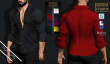 MCM - Ruggero Color Shirt