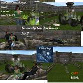 Heavenly Garden Ruins for 2-Crate